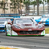 # 7 - 2015, TA Claudio Burtin leads # 57 David Pintaric at Sebring 01