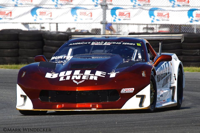 # 7 - 2015 SCCA TA - Claudio Burtin at Daytona - 05
