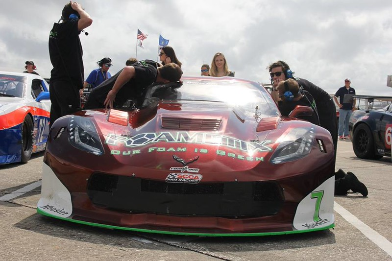 # 7 - 2015 Trans-am - Claudio Burton at Sebring - 03 Stephan Bisang