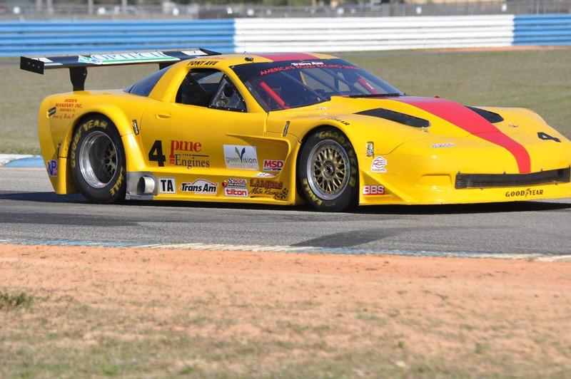 # 4 - 2013 - SCCA TA, Tony Ave at Sebring 02