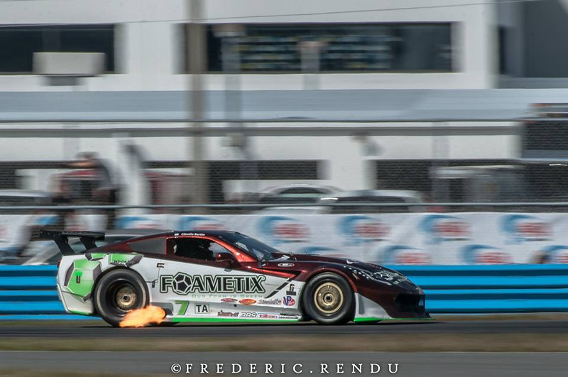 # 7 - 2014 TA Claudio Burtin at Daytona finale 02
