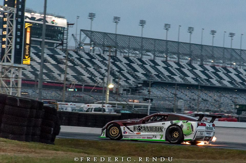 # 7 - 2014 TA Claudio Burtin at Daytona finale 03