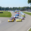 # 4 - 2014 TA Tomy Drissi leads start at Mid-Ohio 02