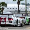 # 7 - 2015, TA Claudio Burtin leads # 66 Denny Lamers at Sebring
