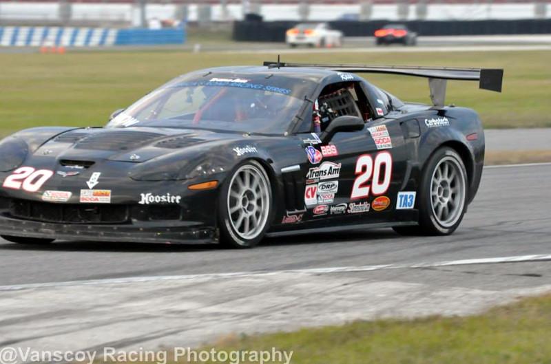 # 20 - 2014 TA Finale - Russ Snow at Daytona - 02