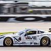 # 4 - 2018 TA Tony Ave leading at Daytona finale