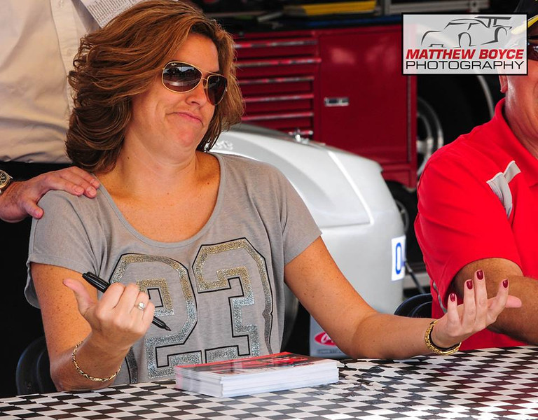 # 23 - 2013, TA, Amy Ruman at Mid-Ohio 02