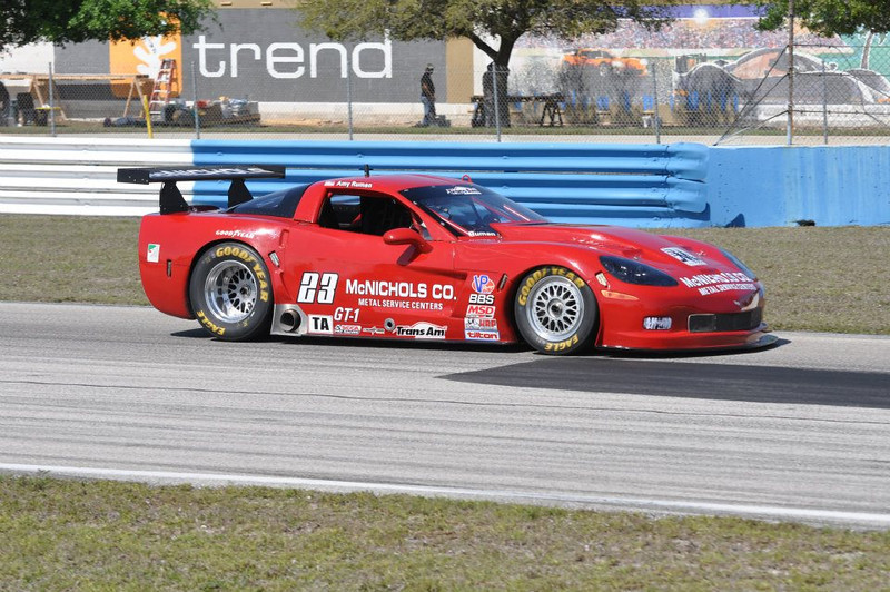 # 23 - 2013 - SCCA TA, Amy Ruman at Sebring