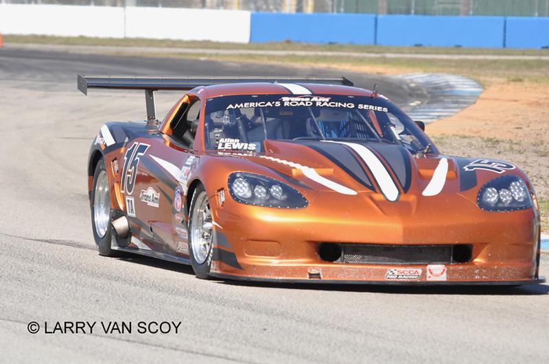 # 15 - 2014 TA - Alan Lewis 11th at Sebring - 04
