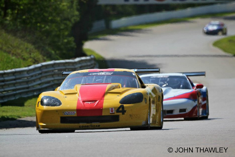 # 4 - 2012 SCCA TA - Tony Ave leads # 59 Simon Gregg at Mosport
