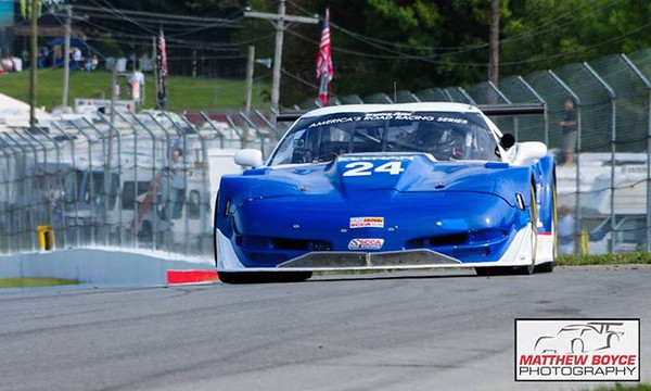 # 24 - 2013, TA, Rick Dittman at Mid-Ohio