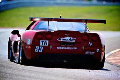 # 00, # 23 - 2012, TA, Ruman Racing