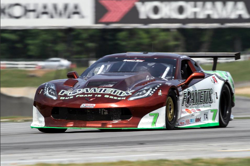 # 7 - 2015 TA - Claudio Burtin at Road Atlanta