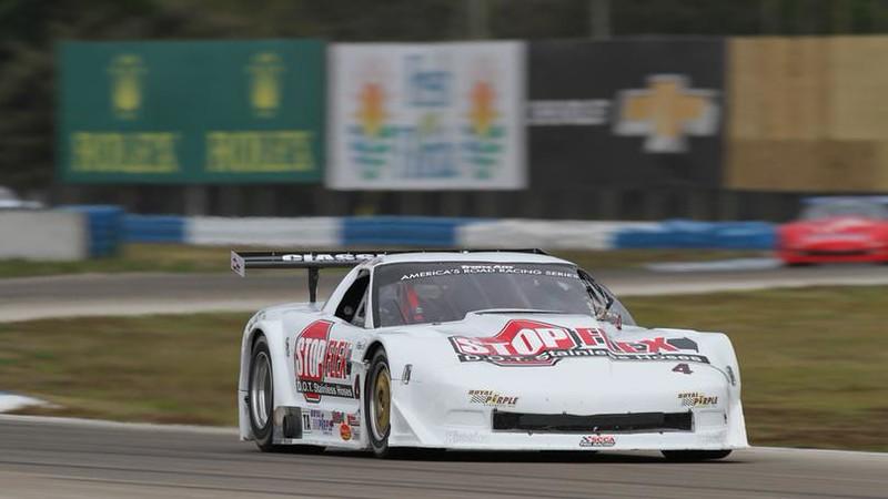 # 4 - 2015 Trans am Paul Fix 3rd at Sebring