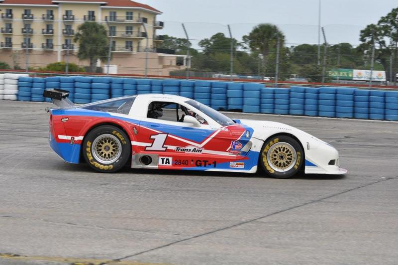 # 1- 2013 - SCCA TA, Simon Gregg at Sebring