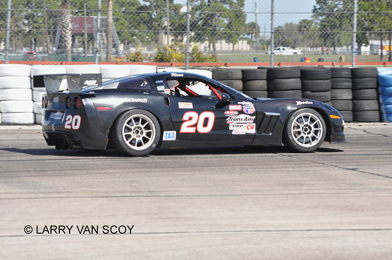 # 20 - 2014 TA - Russ Snow 22nd (TA3I) at Sebring - 02