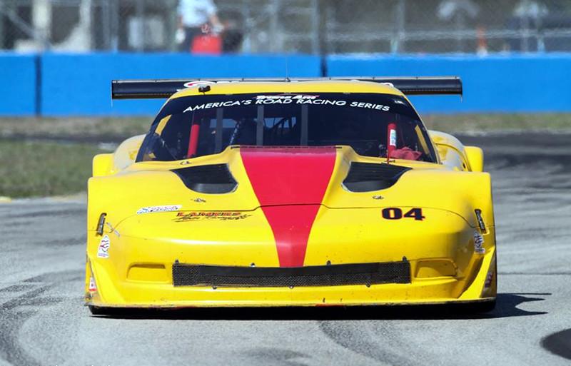 # 04 - 2014 TA - Kurt Roehrig 35th (crash) at Sebring - 02