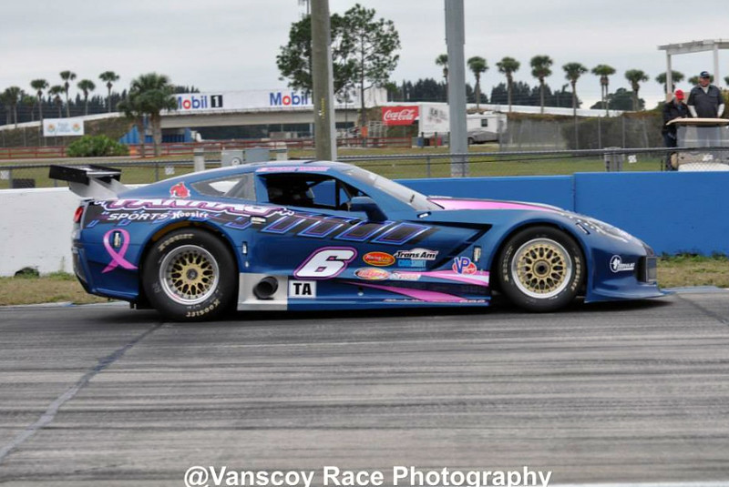# 6 - 2015 Trans-am - Mickey Wright at Sebring - 01
