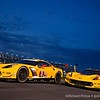 # 3 & 4 - 2017 USCR, Magnussen & Gavin C7R at Daytona