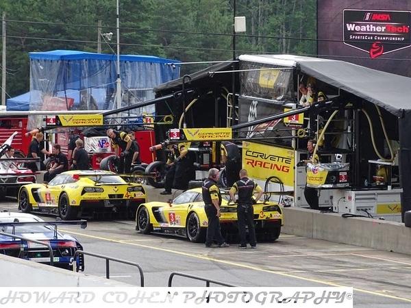 # 3 & 4 - 2016 USCR pit stop check at Mosport