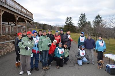 Race Team Orienteering and Biathlon