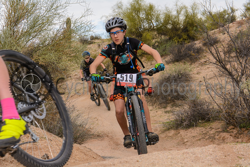 Sonoran Cycles - 2016