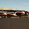 Homelife Communities, NASCAR race hauler, Dallas, TX