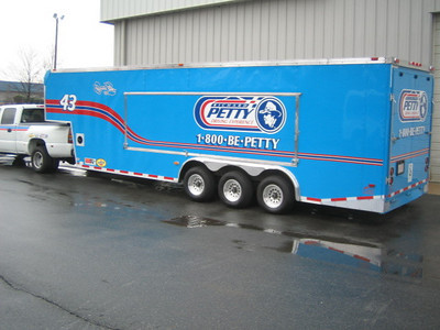 Richard Petty Driving Experience, Dallas, TX