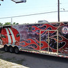 Arrowhead Stairs, race hauler, Dallas, TX