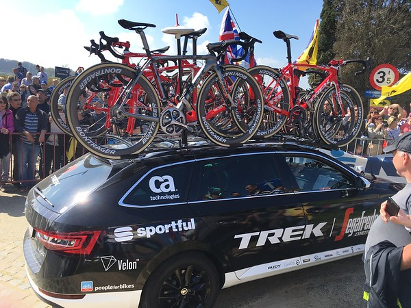2017 Spring Classics - Photo book - Roubaix