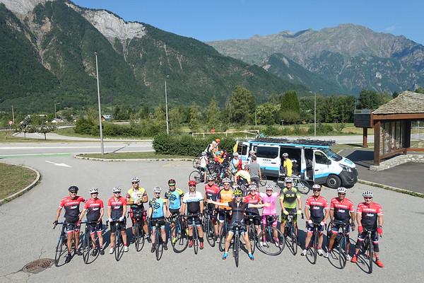 Tour de France Alps to Paris 07/18/17