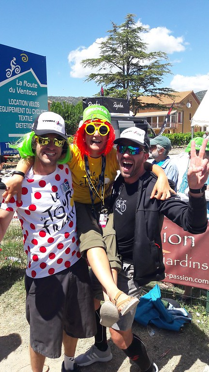 Tour de France Trip 3 07/13/16