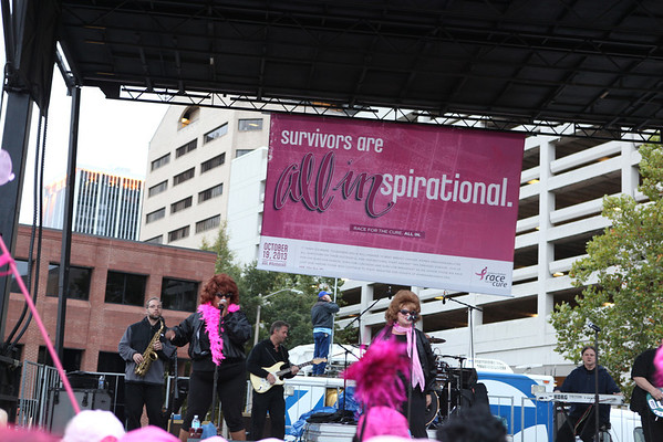 Race for the Cure 2013