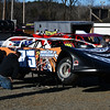 Ultimate Northeast Super Late Model Dirt Track Racing at Hagerstown Speedway, Hagerstown Maryland 3/23/2019