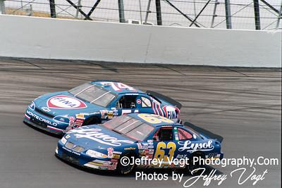Curtis Markum, Nascar Driver