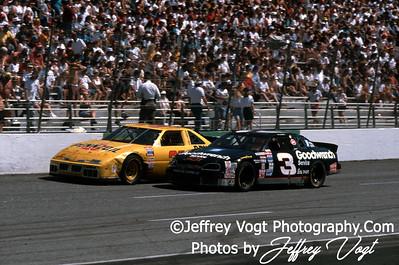 Dale Earnhardt, Nascar Driver