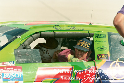 Dave Marcus, Nascar Driver