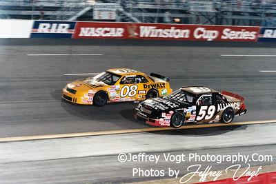 Dennis Stezer, Nascar Driver