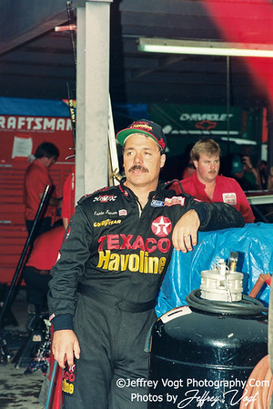 Ernie Irvan, Nascar Driver
