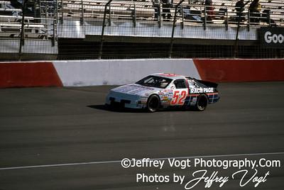 Gary Bradberry, Nascar Driver
