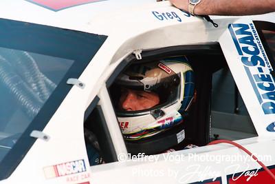 Greg Sachs, Nascar Driver