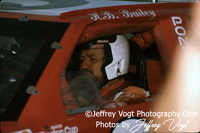 HB Bailey, Nascar Driver