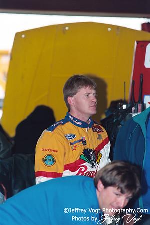 Jeff Burton, Nascar Driver