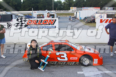 7-20-13 Dillon Motor Speedway