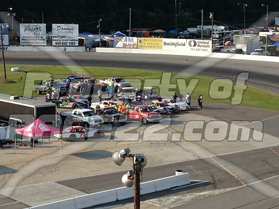 Langley Speedway 8-16-14
