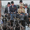 arriving at ascot by carriage, Royal Ascot; UK, photo by Mathea Kelley 6/18/13