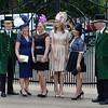 Fashion and scenes, Royal Ascot, Ascot Race Course, England, 6/18/14 photo by Mathea Kelley