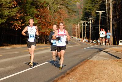 2010 White Mountain Milers 1/2 Marathon