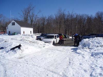 2009 Hawley Kiln Snowshoe Race