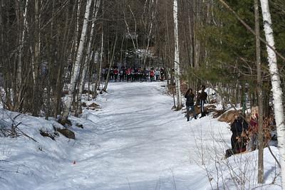 2010 Horse Hill 7k Snowshoe Race
